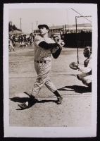 "The Hulton Archive - Joe DiMaggio ""Joltin' Joe"" 16x23 Limited Edition Fine Art Giclee on Paper #138/275 (PA LOA)"