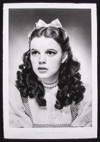 """The Hulton Archive - Judy Garland """"Somewhere Over the Rainbow"""" 16x23 Limited Edition Fine Art Giclee on Paper #75/275 (PA LOA)"""