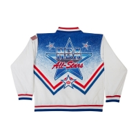Michael Jordan Signed Limited Edition 1991 NBA All-Star Warm-Up Jacket (UDA COA) at PristineAuction.com