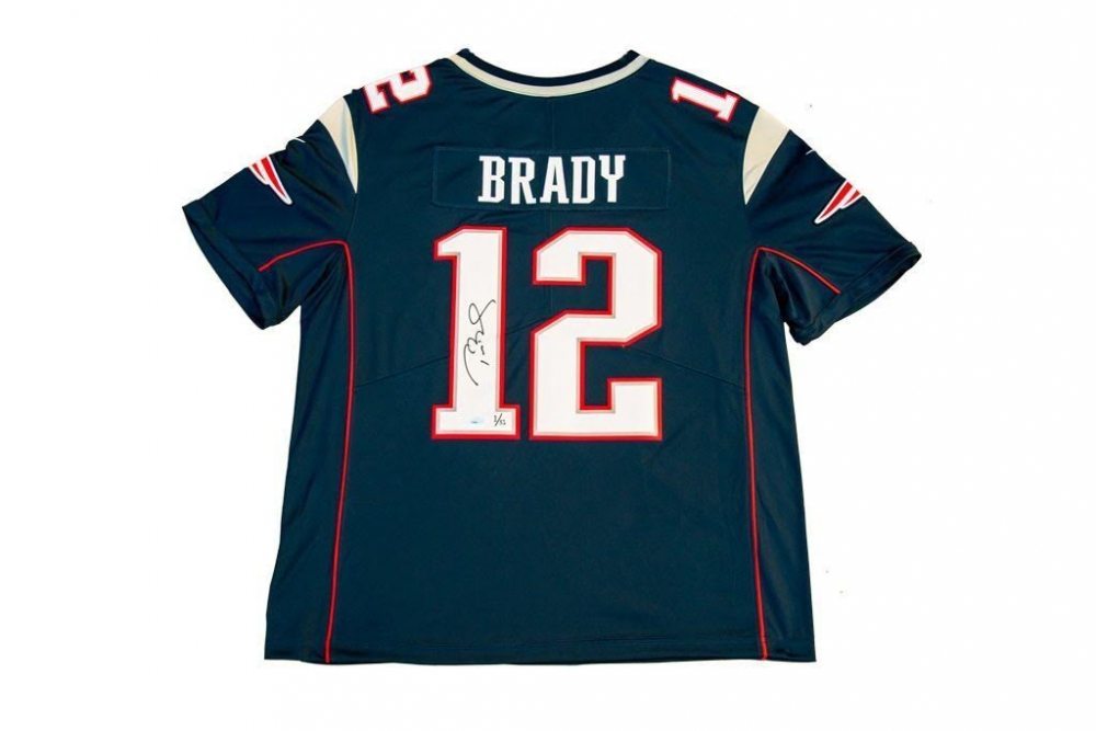 limited edition patriots jersey