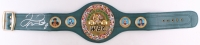 Floyd Mayweather Jr. Signed WBC Championship Belt (Beckett COA) at PristineAuction.com