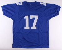 "Plaxico Burress Signed Giants Jersey Inscribed ""SB XVII Champs"" (JSA COA) at PristineAuction.com"