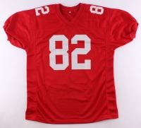 Mario Manningham Signed 49ers Jersey (TriStar Hologram & First Class Autographs COA) at PristineAuction.com