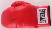 "Cassius Clay ""Muhammad Ali"" Signed Everlast Boxing Glove (PSA LOA)"
