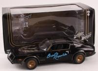 "Burt Reynolds Signed ""Smokey and the Bandit II"" Limited Edition 1980 Pontiac Trans AM 1:24 Die-Cast Car (Beckett COA)"