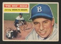 1956 Topps #260 Pee Wee Reese