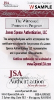 LeSean McCoy Signed Bills Logo Football (JSA COA) at PristineAuction.com