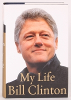 "Bill Clinton Signed ""My Life"" Hardcover Book (JSA COA)"