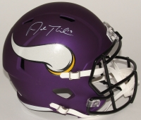 Adam Thielen Signed Vikings Full-Size Speed Helmet (TSE COA) at PristineAuction.com