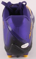 Stefon Diggs Signed Nike Football Cleat (TSE COA) at PristineAuction.com
