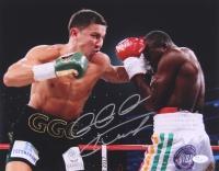 "Gennady ""GGG"" Golovkin Signed 11x14 Photo (JSA COA)"