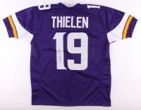Adam Thielen Signed Vikings Jersey (TSE Hologram)