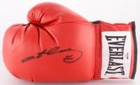 Sugar Ray Leonard Signed Everlast Boxing Glove (PSA COA)