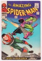 "1966 ""The Amazing Spider-Man"" #39 Marvel Comic Book"