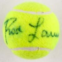 Rod Laver Signed Penn 4 Tennis Ball (JSA COA)