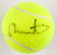 Martina Hingis Signed Penn 1 Tennis Ball (JSA COA)