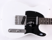 Angus Young Signed Full-Size AC/DC Cozart Electric Guitar (Beckett COA)