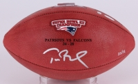 "Tom Brady Signed LE Super Bowl 51 ""The Duke"" NFL Official Game Ball (Steiner & TriStar)"