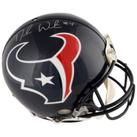 Deshaun Watson Signed Texans Full-Size Authentic On-Field Helmet (Fanatics)