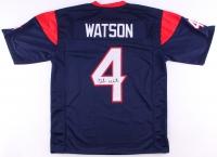 Deshaun Watson Signed Texans Jersey (JSA COA)