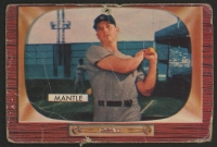 1955 Bowman #202 Mickey Mantle