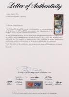 "Michael J. Fox & Christopher Lloyd Signed ""Back to the Future"" DeLorean 1:24 Diecast Car (PSA LOA) at PristineAuction.com"