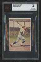 1932 Sanella Margarine Type 2 Babe Ruth (BVG 3)