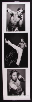 "Urijah Faber ""Kickin' Ass With The California Kid"" Signed 13x45 UFC Fine Art Giclee by Iconic Sports Photographer Eric Williams #12/45 Inscribed ""California Kid"" (PA LOA & Beyond the Cage COA)"