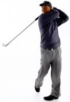 "Tiger Woods 7"" Painted Figurine"