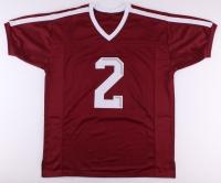 "Johnny Manziel Signed Jersey Inscribed ""'12 Heisman"" (JSA COA) at PristineAuction.com"