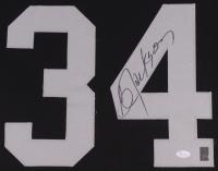 Bo Jackson Signed Raiders 35x43 Custom Framed Jersey (JSA COA) at PristineAuction.com
