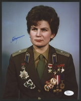 Valentina Tereshkova Signed 8x10 Photo (JSA COA)