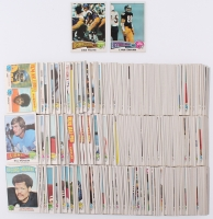1975 Topps Football Complete Set of (528) Cards with #282 Lynn Swann RC, #367 Dan Fouts RC