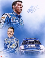 Alex Bowman Signed NASCAR #88 Limited Edition 11x14 Photo #/88 (PA COA)