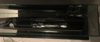 "Derek Jeter Signed 2002 Yankees Game-Used Louisville Slugger Baseball Bat Inscribed ""Mr. November"" & ""Game Used"" With High Quality Display Case (PSA LOA, Steiner COA & MLB Hologram) at PristineAuction.com"