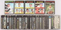 Lot of (90) 1971 Topps Baseball Cards