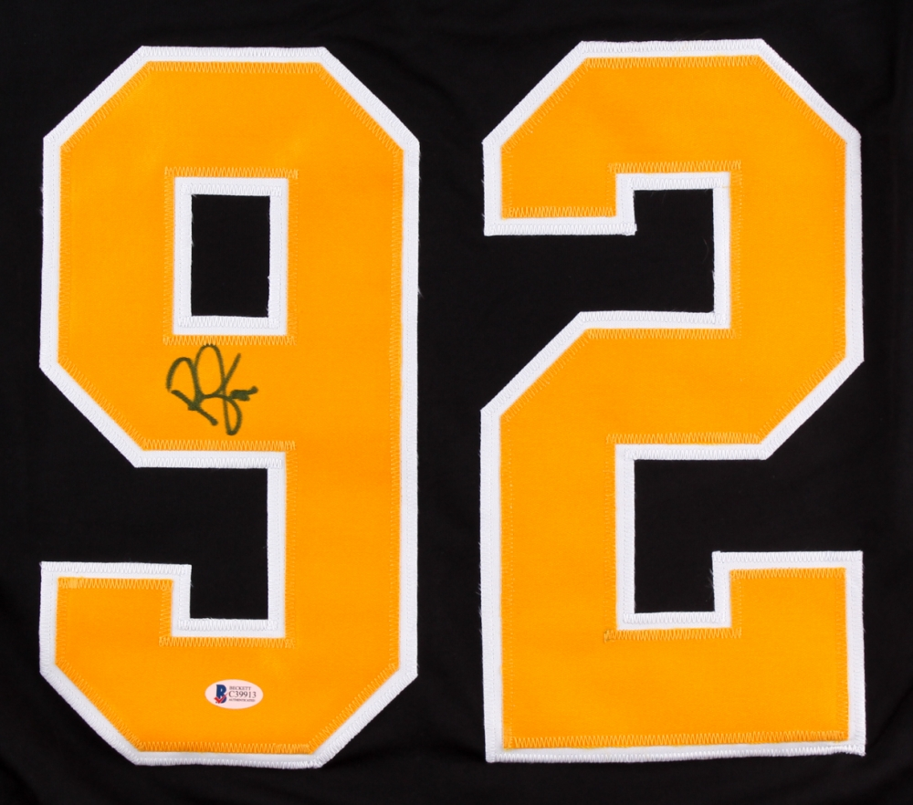 Rick Tocchet Signed Penguins Jersey (Beckett COA) at PristineAuction.com 306726231