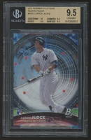2017 Bowman Platinum Rookie Radar #RRAJ Aaron Judge (BGS 9.5)