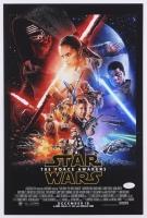 "J. J. Abrams Signed ""Star Wars: The Force Awakens"" 12x18 Print (JSA COA)"