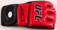 Amanda Nunes Signed Authentic UFC Glove (JSA COA)