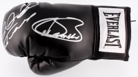 "Saul ""Canelo"" Alvarez & Gennady ""GGG"" Golovkin Signed Everlast Boxing Glove (JSA COA)"