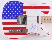 Brad Paisley Signed Custom Full-Size Electric Guitar (JSA COA)