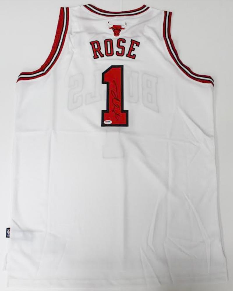 rose bulls jersey