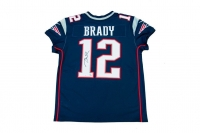 Tom Brady Signed New England Patriots LE Jersey (TriStar Hologram)
