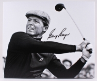 Gary Player Signed 20x24 Giclee Stretched Canvas (UDA COA) at PristineAuction.com