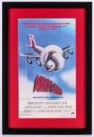 Airplane! 17x25 Custom Framed Movie Poster Display
