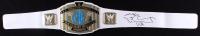 "Shawn Michaels Signed WWE Championship Belt Inscribed ""HBK"" (JSA COA)"