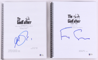 "Lot of (2) ""The Godfather"" & ""The Gofather Part II"" Scripts Signed by (2) with Francis Ford Coppola & Al Pacino (Beckett COA)"