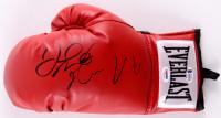Floyd Mayweather Jr. & Conor McGregor Signed Boxing Glove (Beckett Hologram & PSA LOA)
