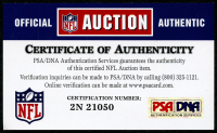 Marcus Mariota Signed Titans 2015 Game-Used Jersey (PSA COA) at PristineAuction.com